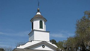 Presbyterian Church on Edisto Island