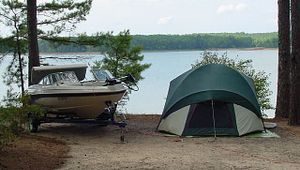 Hawe Creek Campground (Corps of Engineers)