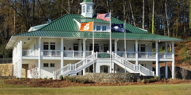 Larry B. Penley Clubhouse at Clemson