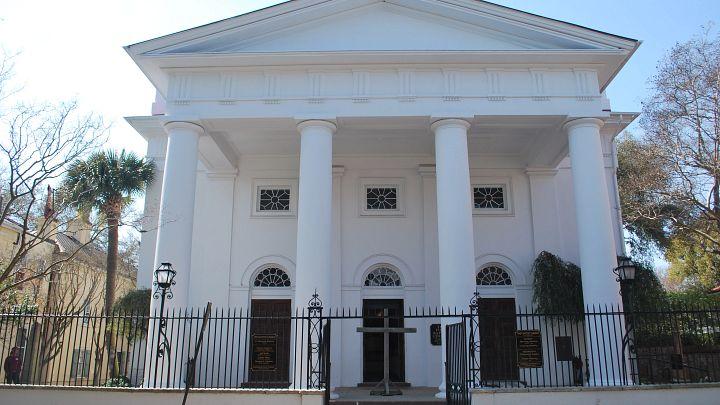South Carolina's First Baptist Church in Charleston