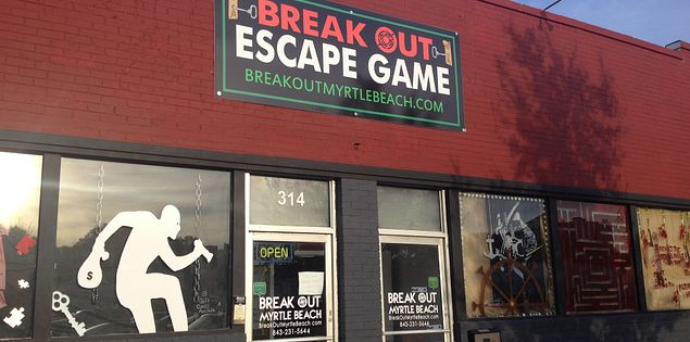 Escape Rooms Break Out Myrtle Beach