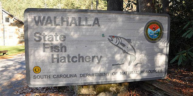 Walhalla State Fish Hatchery