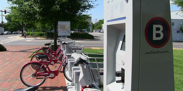 Spartanburg's B-cycles