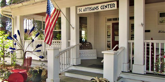 Walterboro's South Carolina Artisans Center