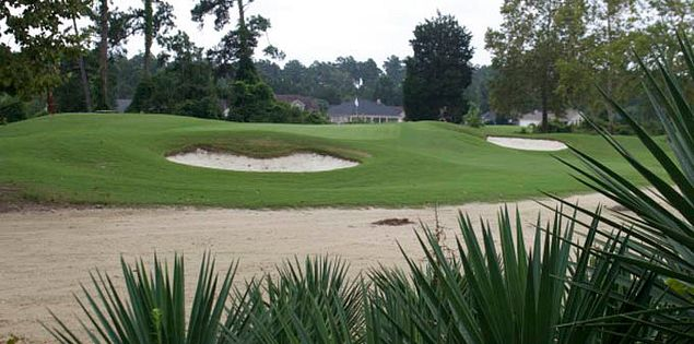 River Oaks Golf Plantation - Bear Course