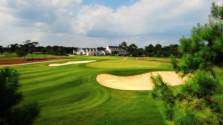 Pine Lakes, one of the oldest golf courses in Myrtle Beach, has been newly renovated.