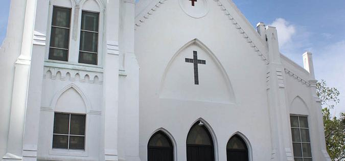Emanuel African Methodist Episcopal Church in Charleston