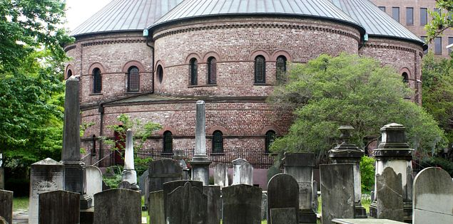 South Carolina's Circular Congregation Church in Charleston