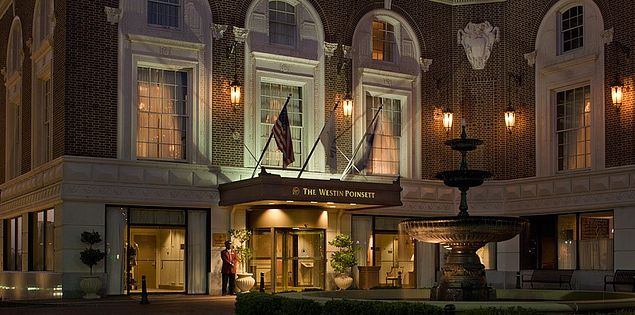 The Westin Poinsett Hotel - Greenville/SC