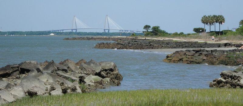 mount pleasant sullivans island view
