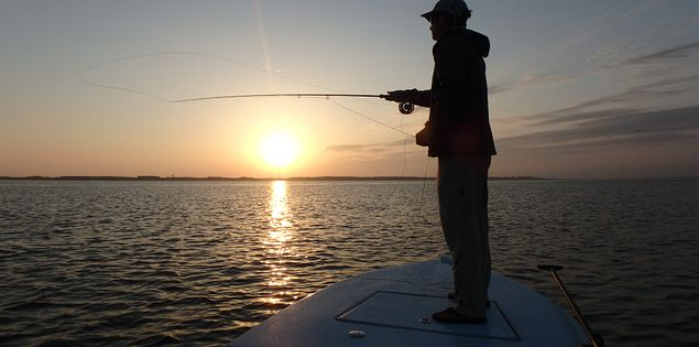 Fly Fishing Beaufort County