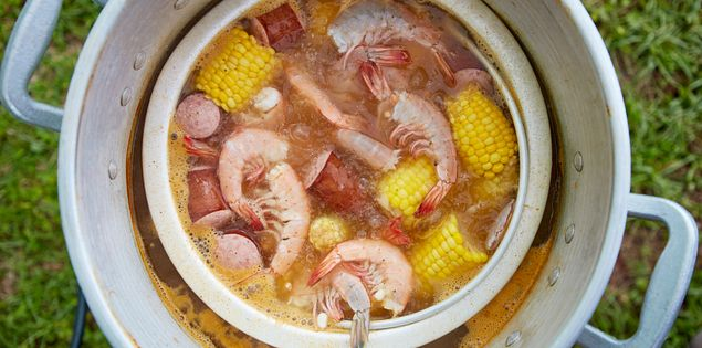 lowcountry boil frogmore stew