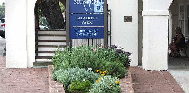 South Carolina Rice Museum at Georgetown's Harborwalk
