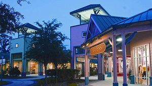 Tanger Outlets, Hilton Head