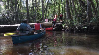 aiken state park canoe