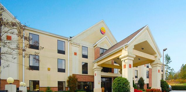 Comfort Inn & Suites - Spartanburg