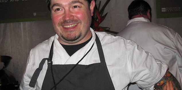 South Carolina Chef Sean Brock of Husk and McCrady's in Charleston