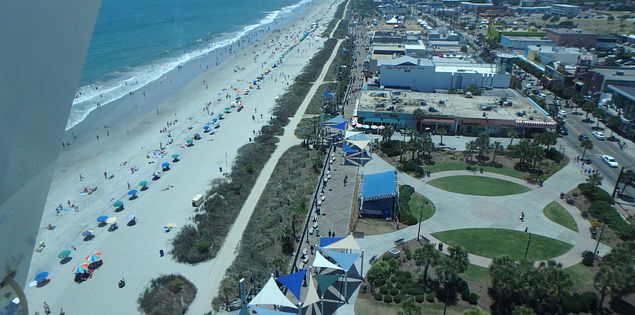 Get a glimpse of some of the best views of Myrtle Beach!