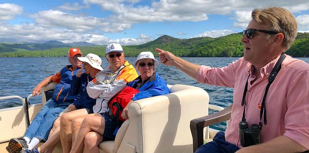 jocassee gorge boat tour