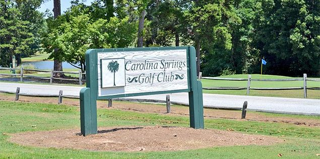 Carolina Springs Golf Club