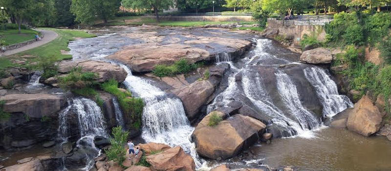 Greenville, the Hidden Gem of the Upstate.