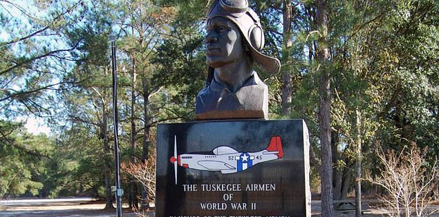 Tuskegee Airman Monument