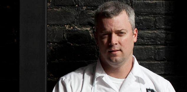 South Carolina Chef Jeremiah Bacon of The Macintosh in Charleston
