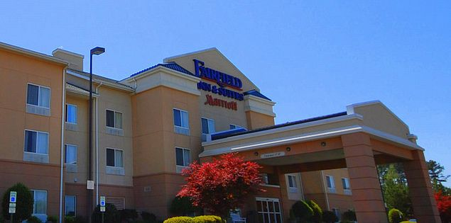 Marriott Fairfield Inn & Suites-Greenwood