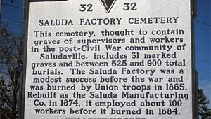 Saluda Factory Historic District