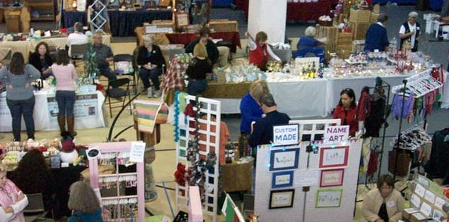 Christmas Peddler Craft Show