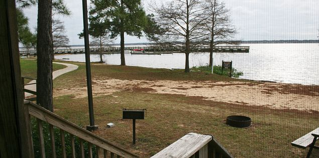 Lake view at Palmetto Shore