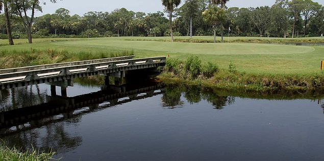 Fripp Island golf in South Carolina