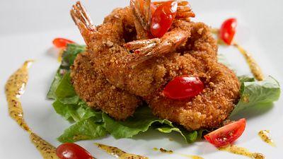 shrimp dish victors florence