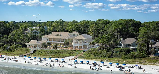 Sea Pines Beach Club.