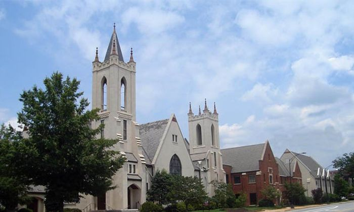 First Presbyterian Church - Greenville