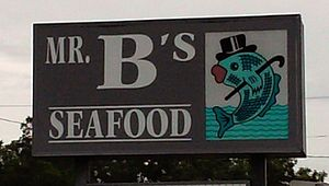 Mr. B's Seafood Restaurant