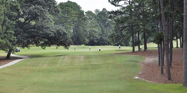 South Carolina's Aiken Golf Club
