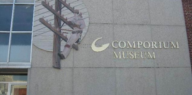 Comporium Telephone Museum in Rock Hill, South Carolina