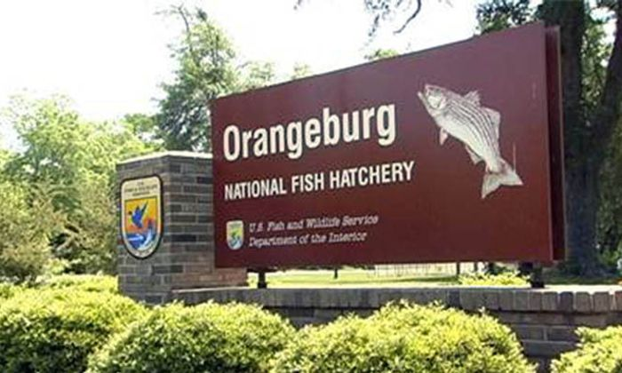 Orangeburg National Fish Hatchery