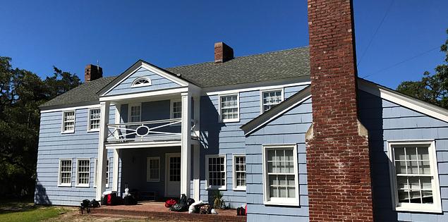 South Carolina's Dominick House on Bulls Island