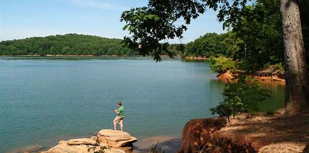 Lake Hartwell State Park