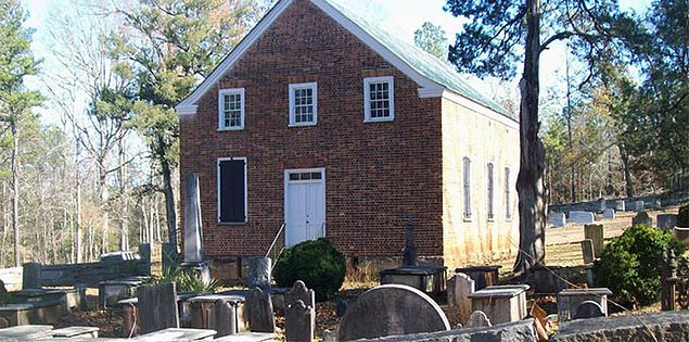 Ebenezer A.R. Presbyterian Church