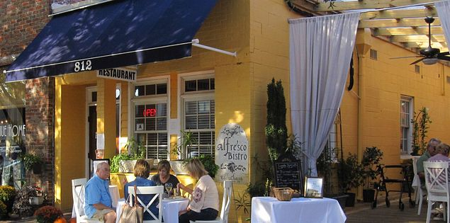 Alfresco Georgetown Bistro