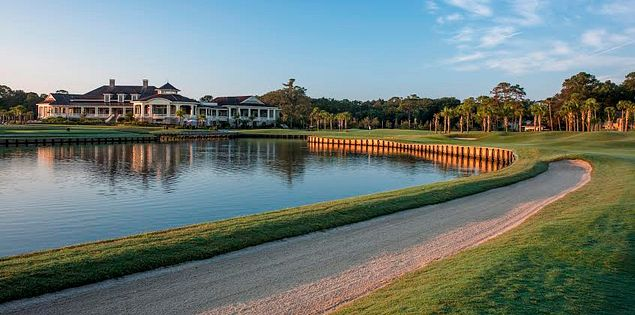 Sea Pines Resort's Heron Point
