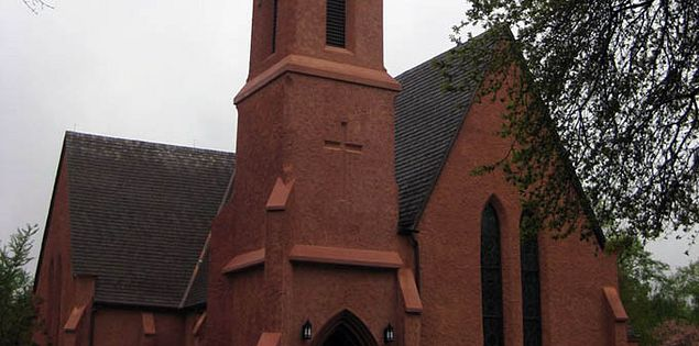 Church Of The Holy Cross - Stateburg