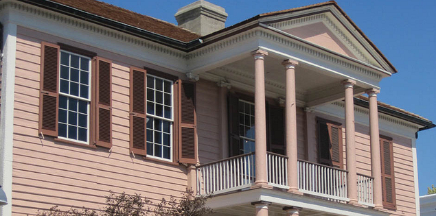 Beaufort's Verdier House in South Carolina