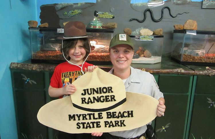 Become A Jr. Ranger