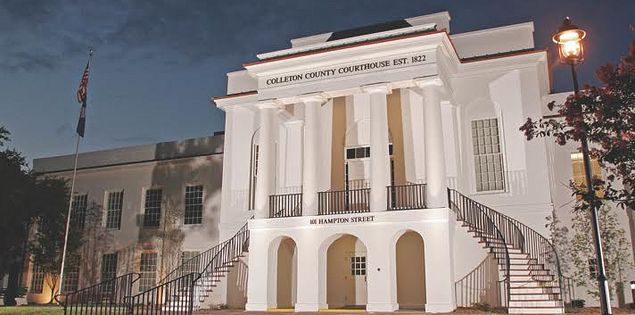Colleton County Courthouse SC