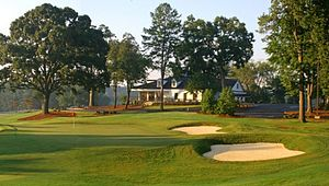 Three-Day Golf Itinerary in Rock Hill