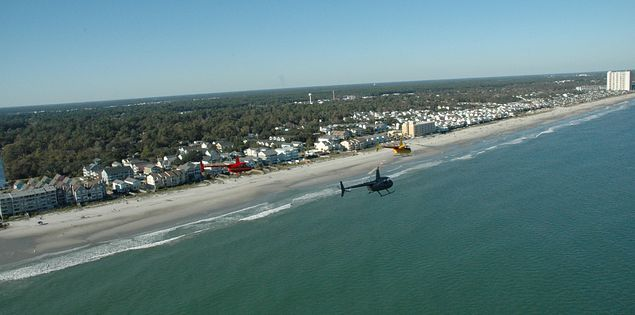 myrtle beach helicopter